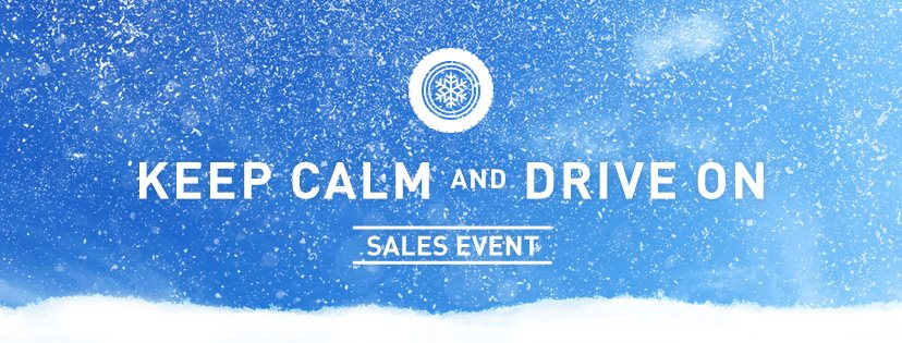 Keep Calm Sales Event
