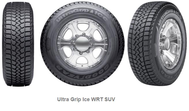 Ultra Grip Ice WRT