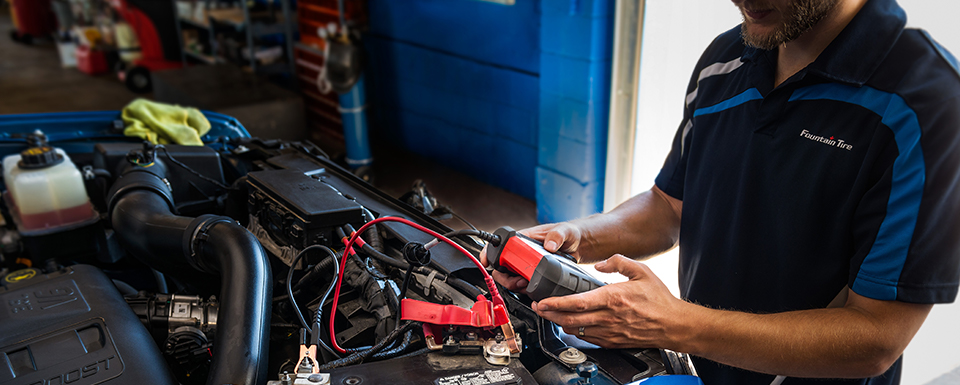 Battery & Electrical Services
